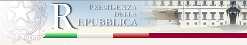 PresidenzaRepubblica