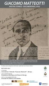 Mostra Storico-Documentaria (1976) Ristampa 2014